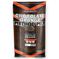 SonuBaits Zanęta Chocolate Orange Method Mix 2kg