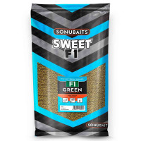 SonuBaits Zanęta Sweet F1 Green 2kg