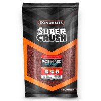SonuBaits Zanęta Supercrush Robin Red Method Mix 2kg