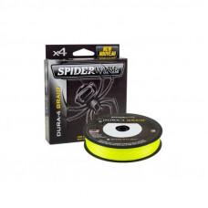 Spiderwire Plecionka Dura 4 Yellow Żółta 150m