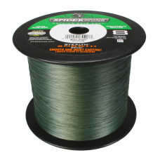 Spiderwire Plecionka Stealth Smooth 8x Moss Green Na Metry