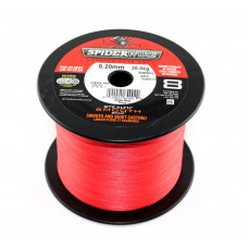 Spiderwire Plecionka Stealth Smooth 8x Code Red Czerwona Na Metry