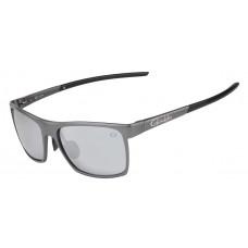 Gamakatsu Okulary G-GLASSES ALU. Light Grey-White Mirror