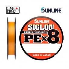 Sunline Plecionka Siglon PE X8 150m Orange