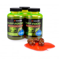 Tandem Baits Carp Food Attract Booster 300ml Czarny Halibut
