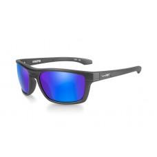 Okulary polaryzacyjne Wiley X - kingpin Blue Mirror Matte Graphite