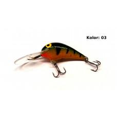 Siek-m Wobler Gupik L SDR 3cm