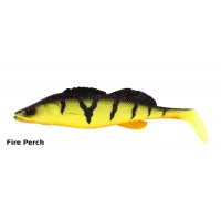 Westin Guma Ripper Zander Teez 12cm 21g Fire Perch
