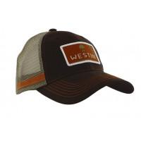 Westin Czapka Hillbilly Trucker Cap One Size Grizzly Brown