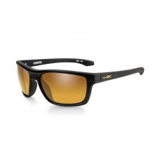 Okulary polaryzacyjne Wiley X - kingpin Amber Gold Mirror Matte Black