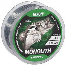 JAXON ŻYŁKA SPINNINGOWA MONOLITH 150m