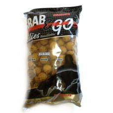 KULKI GRAB & GO BANANE 14mm 1KG - STARBAITS