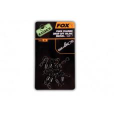 Fox Krętlik Z Agrafką Do Szybkiej Wymiany CAC494