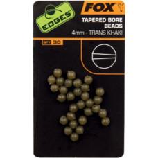 Fox Stopery Gumowe Kulki 4mm CAC557