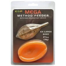 ESP KOSZYK ZANĘTOWY FORMA MEGA METHOD FEEDER X-LARGE 70g