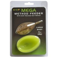 KOSZYK + FORMA MEGA METHOD FEEDER (LARGE) 56g - E-..