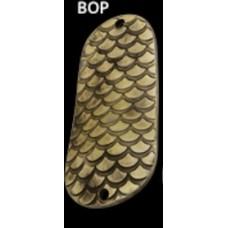 Wirek blacha wahadłowa Alga Łusk 1 (Brass Oxidized)