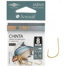 MIKADO HACZYKI SENSUAL CHINTA HS9450 GOLD