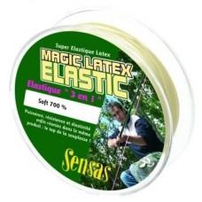 SENSAS AMORTYZATOR GUMA MAGIC LATEX ELASTIC 0,9mm