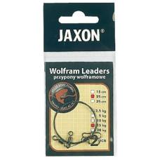 JAXON PRZYPON WOLFRAM 25cm 2szt LEADERS