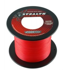 SPIDERWIRE PLECIONKA STEALTH CODE RED NA METRY