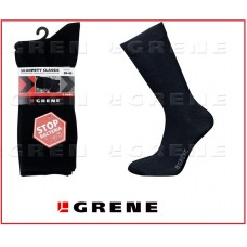 GRENE SKARPETY CLASSIC 1964-8880 (CZARNE)
