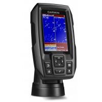 Garmin Echosonda Striker 4DV CHIRP z sonarem skanu..