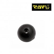 Black Cat Koralik Gumowy 10mm 10szt.