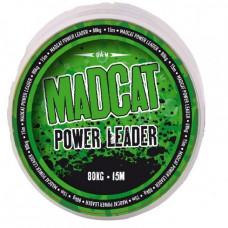DAM MadCat Plecionka Przyponowa Power Leader 15m 100kg