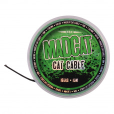 DAM MadCat Plecionka Przyponowa Cat Cable 10m 160kg