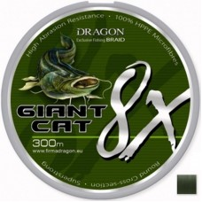 Dragon Plecionka Giant Cat 8X 120LB 300m