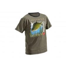 Dragon Koszulka Leszcz Olive