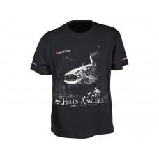Dragon Koszulka T-shirt Hells Anglers Sum Czarna