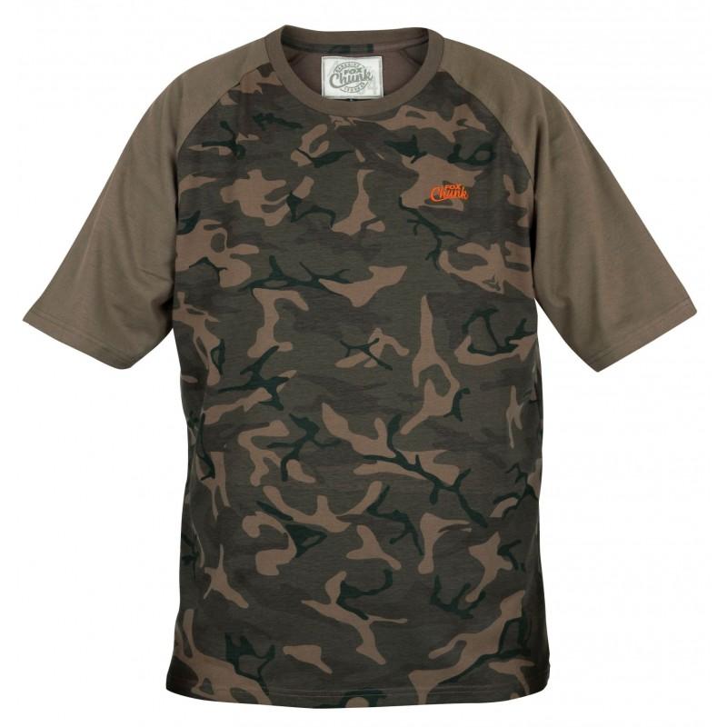 FOX Koszulka Chunk T-Shirt Camo