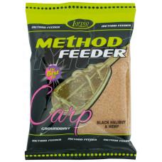LORPIO ZANĘTA METHOD FEEDER BLACK HALIBUT & HEMP 700G
