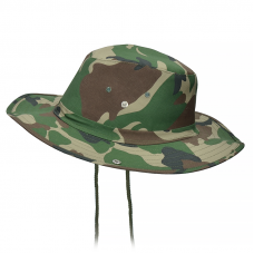 Mil-Tec Kapelusz Usztywniony Bush Hat Woodland