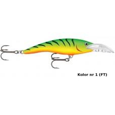 Rapala Wobler Scatter Rap Tail Dancer 9 cm