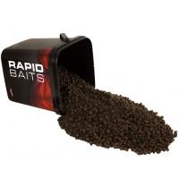 Rapid Baits pellet micro halibut 2-6mm 3kg