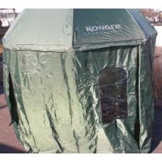 Konger parasol namiot z moskitierą 250cm