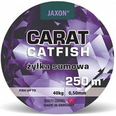 JAXON ŻYŁKA CARAT CATFISH 250M