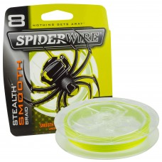 Plecionka SpiderWire Stealth Smooth 8x Yellow na metry