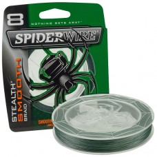 Plecionka SpiderWire Stealth Smooth 8x Moss Green na metry