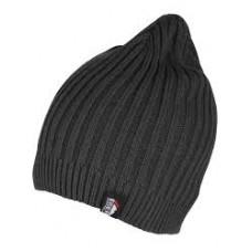 Eiger czapka Knitted czarna